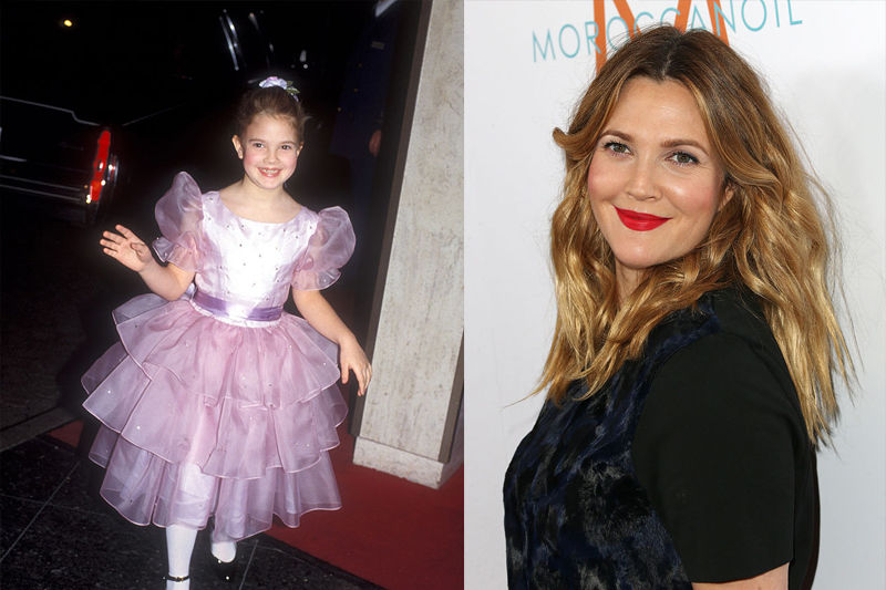 Drew Barrymore Ambassador Against Hunger