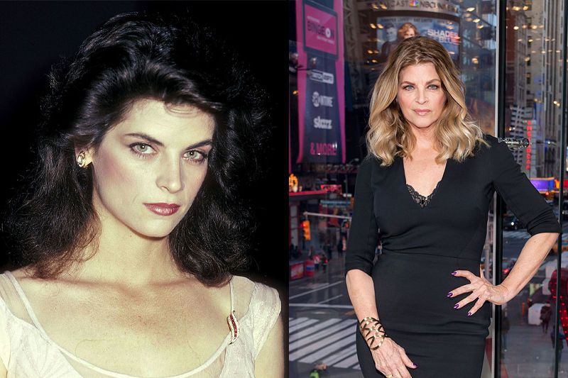 Kirstie Alley From Fiction To Reality