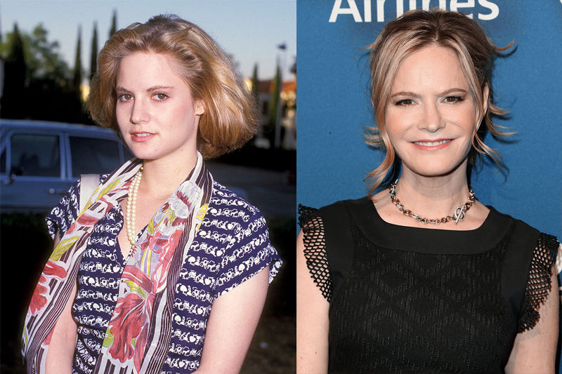 Jennifer Jason Leigh From Strength To Strength