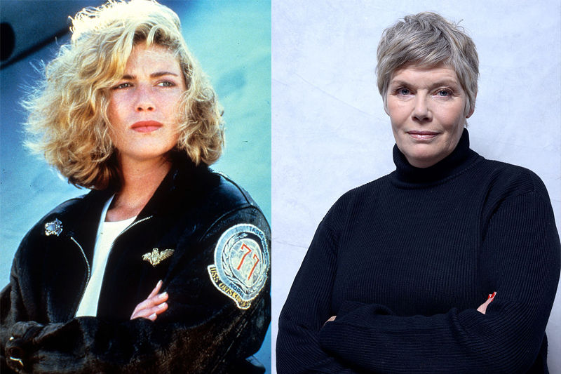 Kelly McGillis Passing It On
