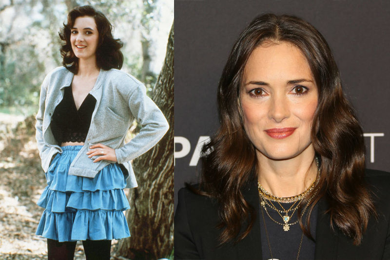 Winona Ryder It Gets Stranger