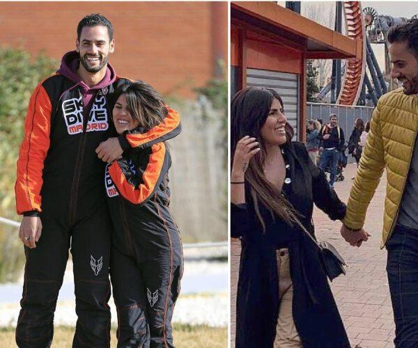 Chabelita (1,53m) Y Asraf (1,89m)