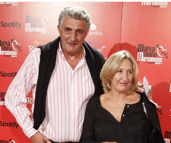 Fernando Romay (2,13m) Y Leticia Romay (1,65m)