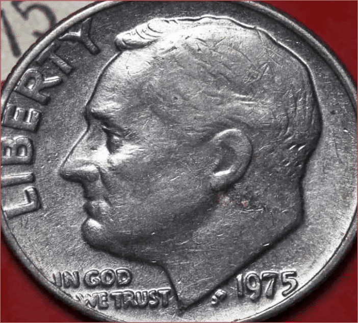 "The ""No S"" Dime From 1975"