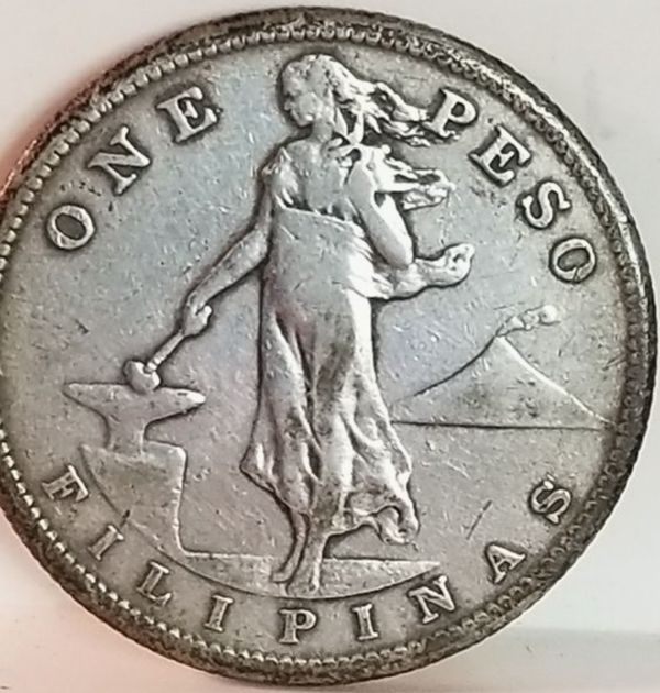 The US Philippines Peso From 1906