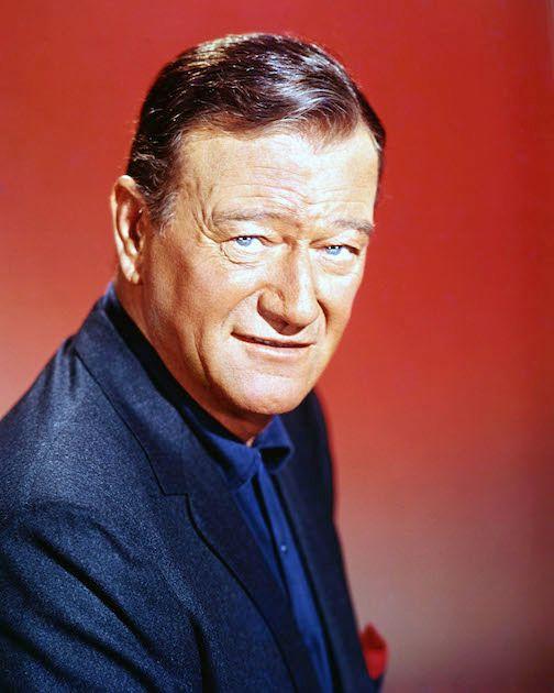 John Wayne Came To Fight Off The 'Injuns'