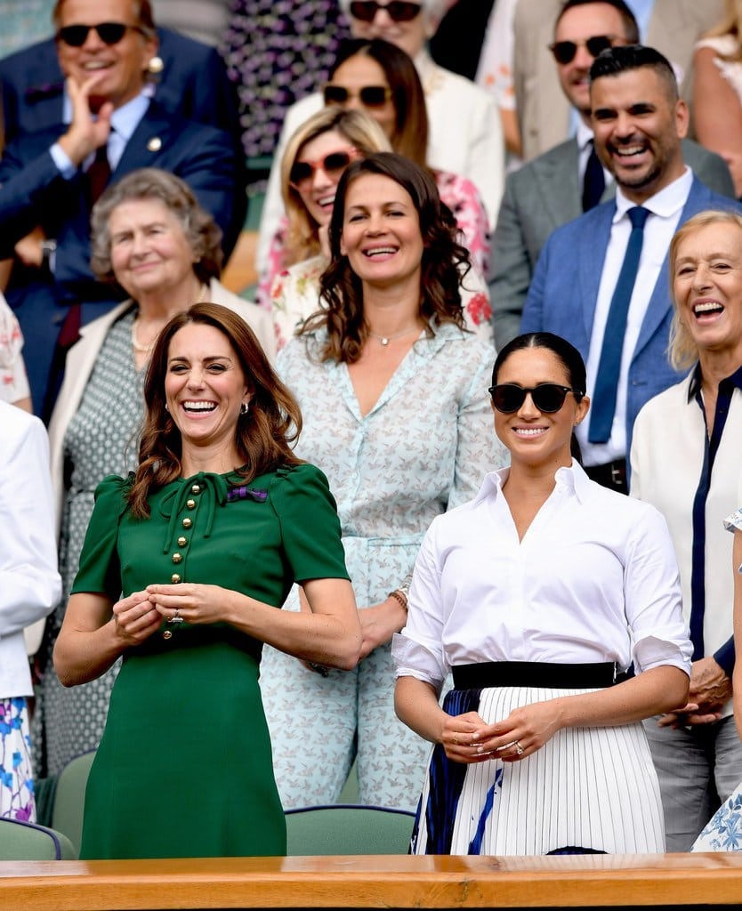 Only The Duchesses At Wimbledon