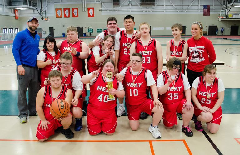 Joining The Special Olympics