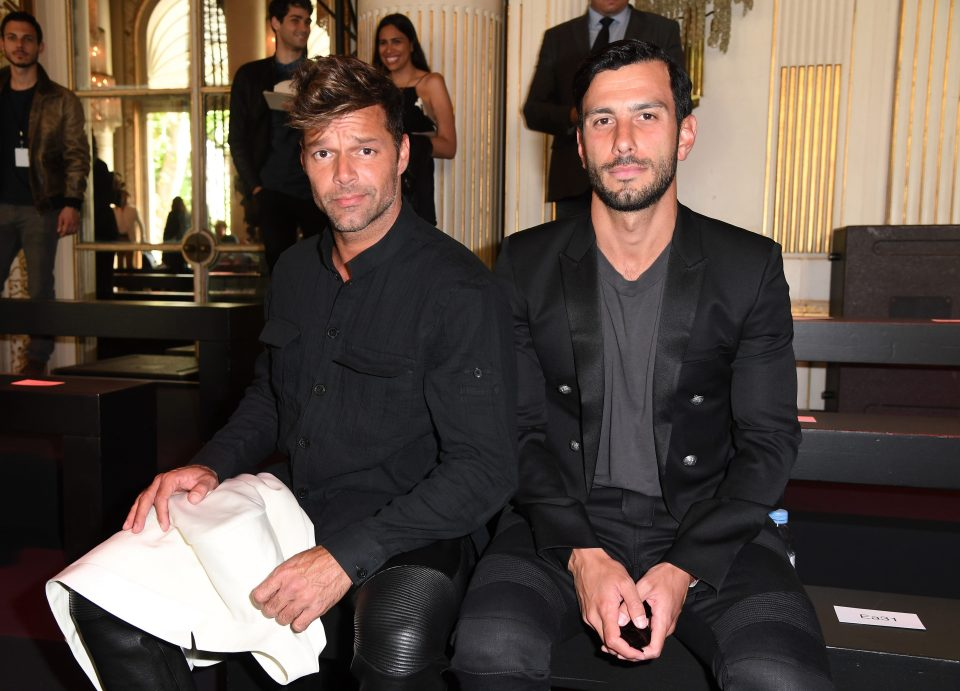 Ricky Martin ve Jwan Yosef
