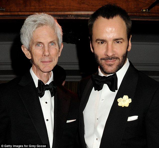 Tom Ford ve Richard Buckley