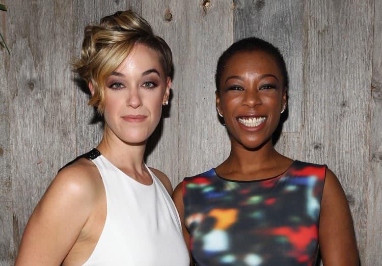 Samira Wiley ve Lauren Morelli