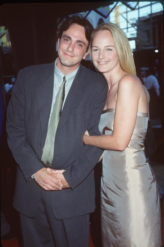 Hank Azaria And Helen Hunt