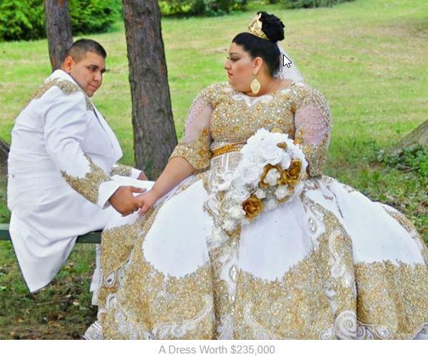 Un Vestido Que Vale $ 235,000