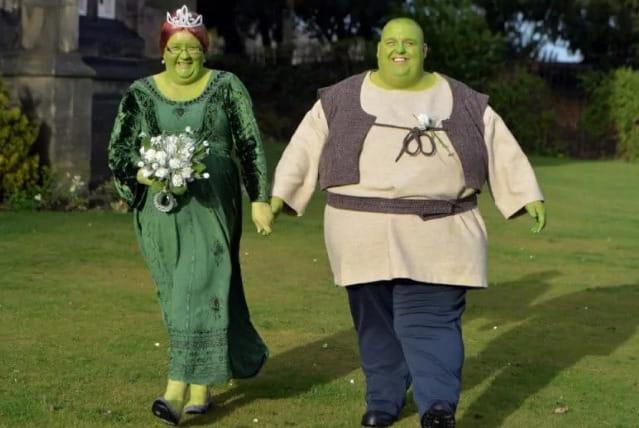 Shrek Lich