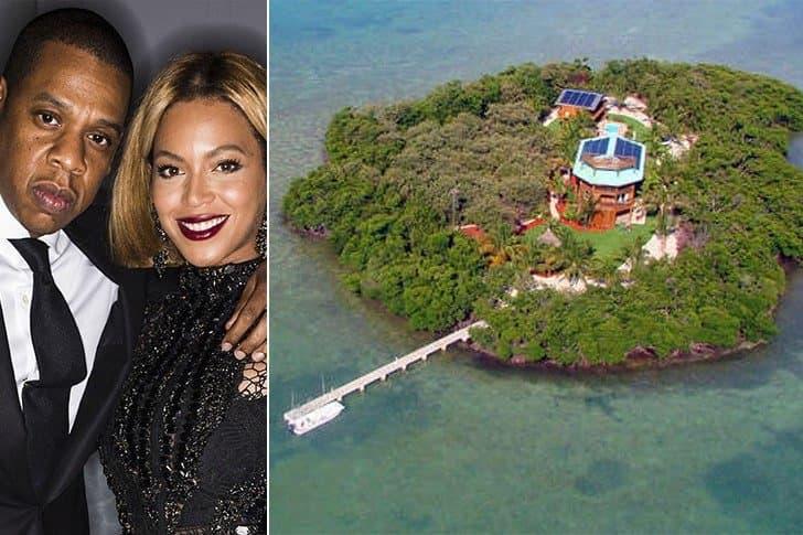 Jay Z And Beyoncé – The Bahamas, $4 Million