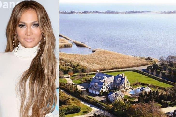 Jennifer Lopez – Hamptons, $18 Million