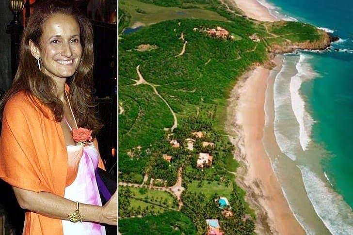 Isabel Goldsmith Patiño – Las Alamandas, Manzanillo, Mexico, Amount Undisclosed