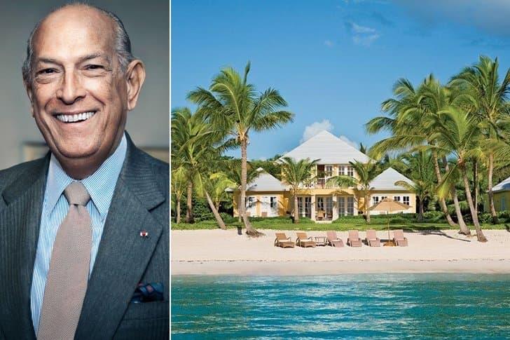 Oscar De La Renta – Punta Cana, The Dominican Republic, Amount Undisclosed
