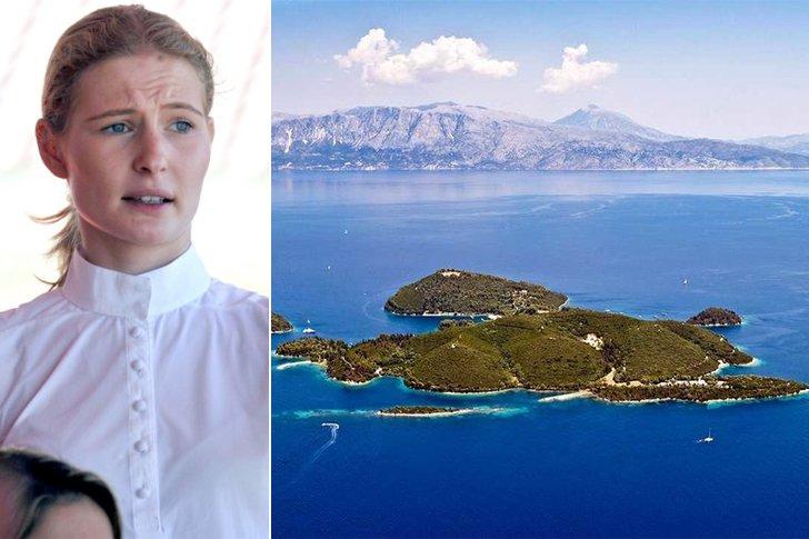 Ekaterina Rybolovleva – Skorpios Island, Estimated $131.1 Million