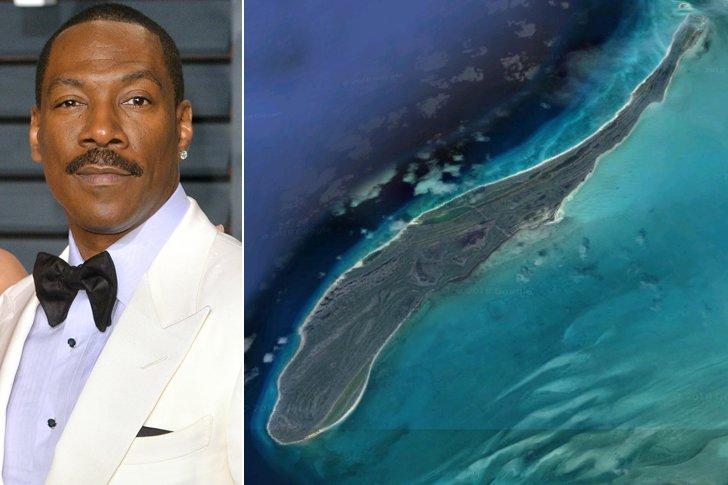 Eddie Murphy – Rooster Cay, $15 Million