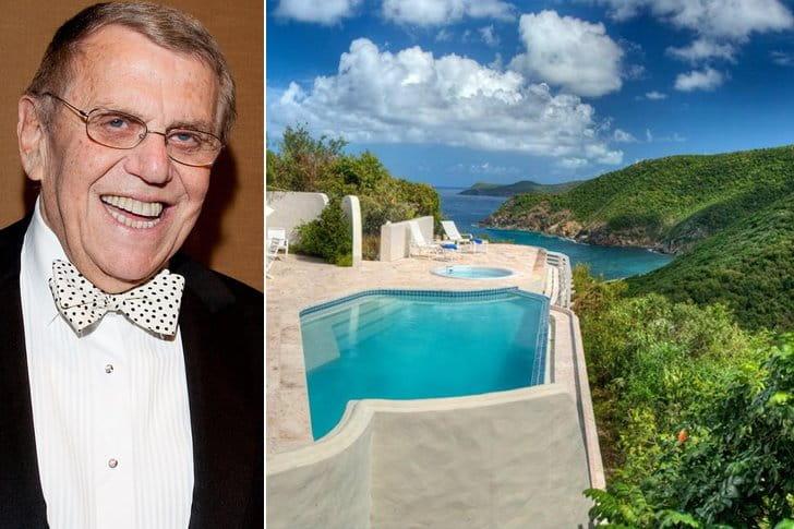 Dr. Henry Jarecki – Guana Island, Amount Undisclosed