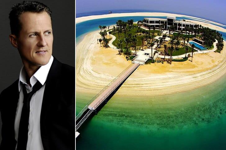 Michael Schumacher – Dubai, $5.55 Million