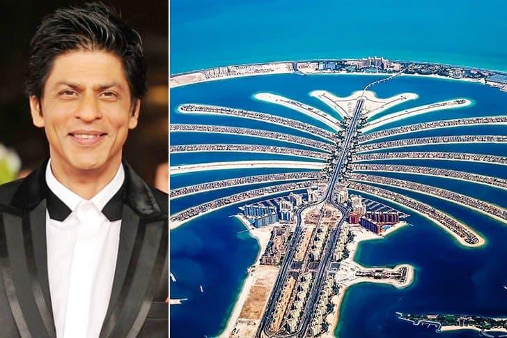 Shah Rukh Khan – Palm Jumeirah, $2.8 Million