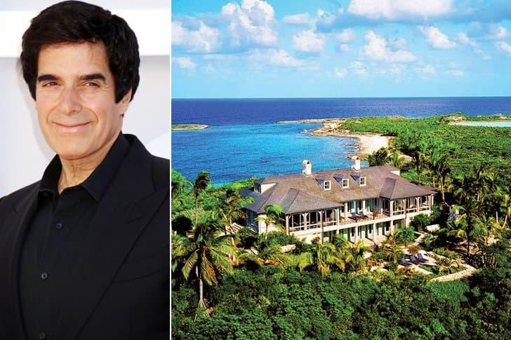 David Copperfield – Musha Cay, $50 Million