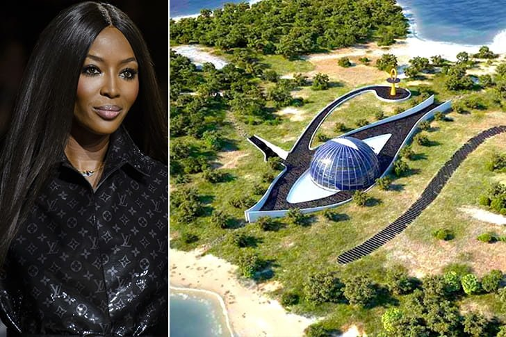 Naomi Campbell – Turkey, Amount Undisclosed