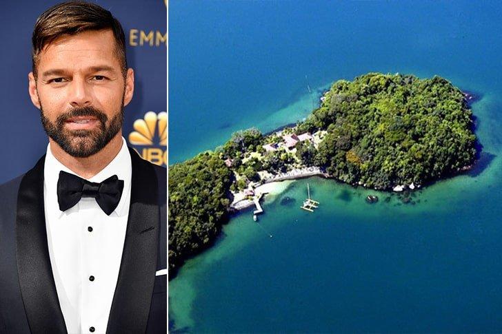 Ricky Martin – Brazil, $8 Million