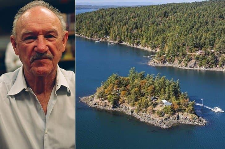 Gene Hackman – British Columbia, Amount Undisclosed