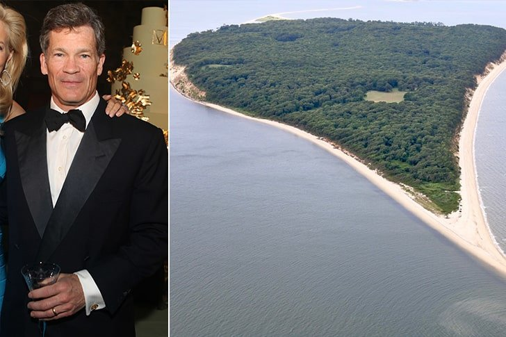 Louis Bacon – Robins Island, $11 Million