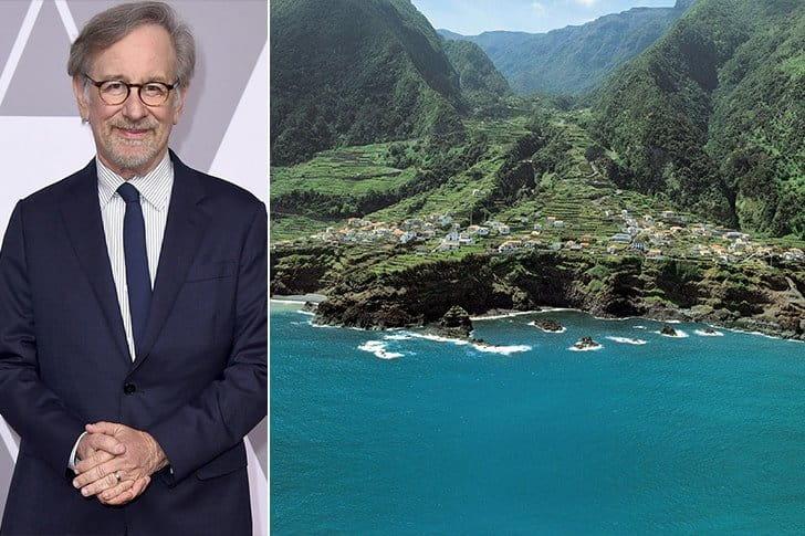 Steven Spielberg – Madeira Archipelago, Amount Undisclosed