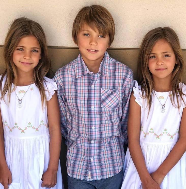 클레멘츠의 모든 아이들이 모델일을 시작하다