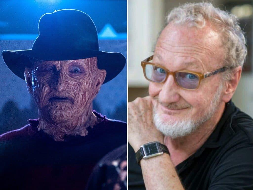 Freddy Krueger — Robert Englund