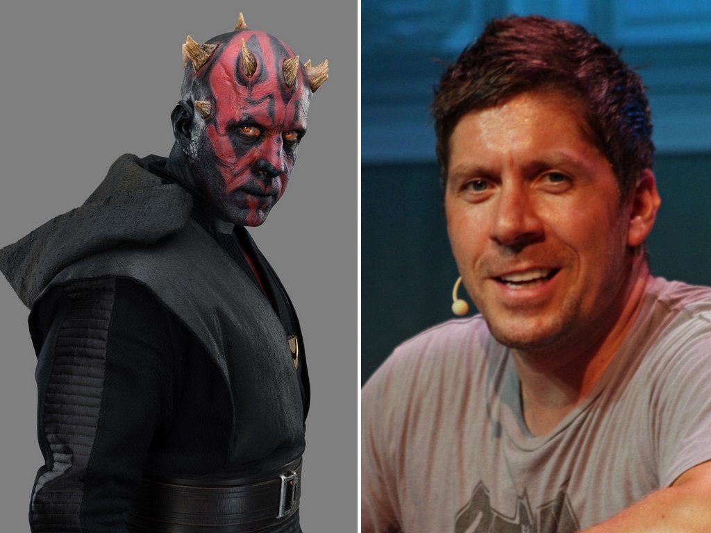 Darth Maul — Ray Park