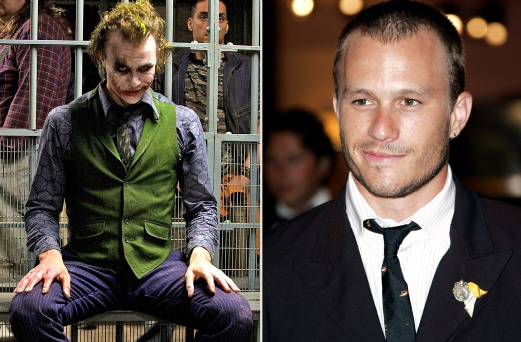 Joker — Heath Ledger
