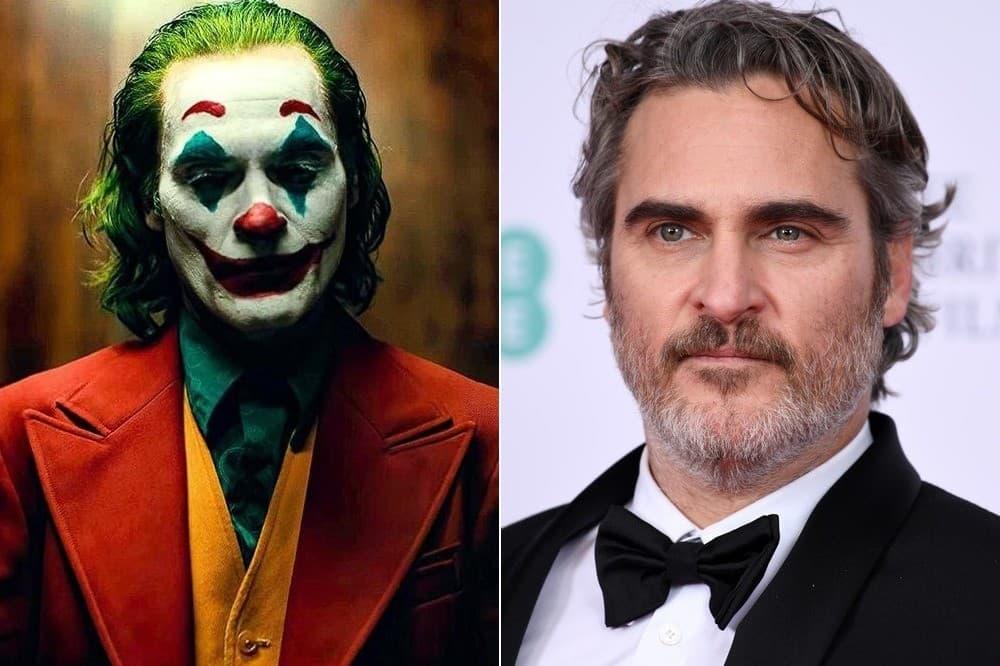 Joker — Joaquin Phoenix
