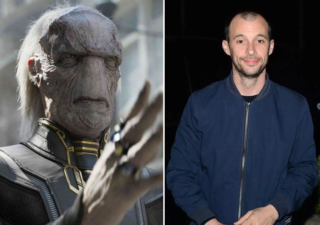 Ebony Maw — Tom Vaughan Lawlor