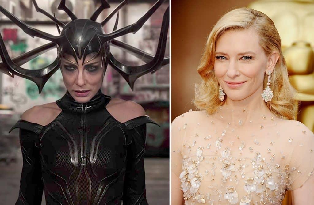 Hela — Cate Blanchett