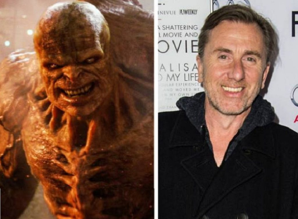 The Abomination — Tim Roth
