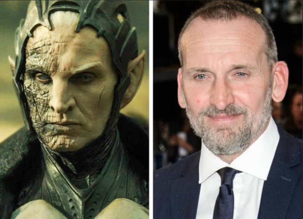 Malekith The Accursed — Christopher Eccleston