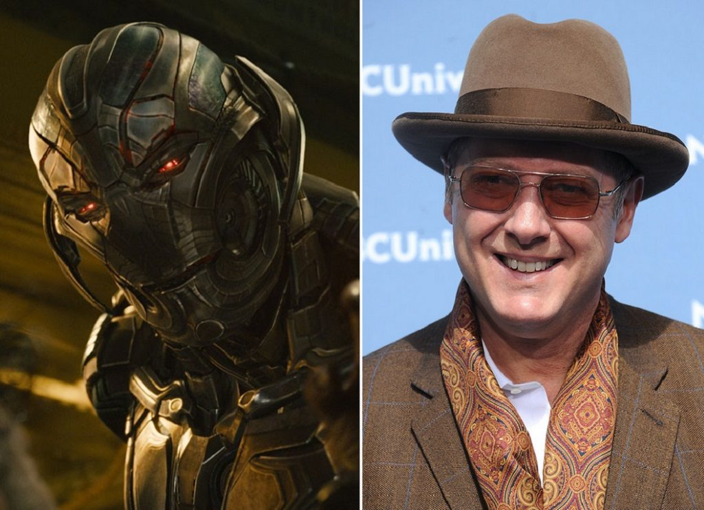 Ultron — James Spader