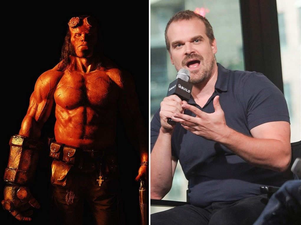 Hellboy — David Harbour