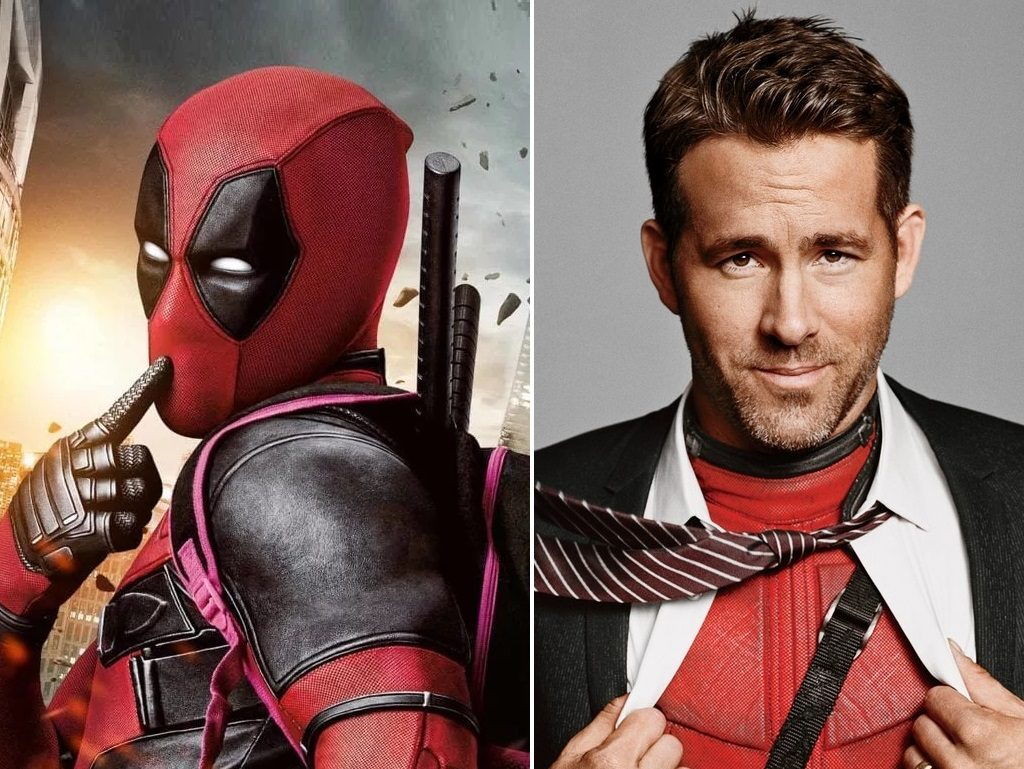 Deadpool — Ryan Reynolds