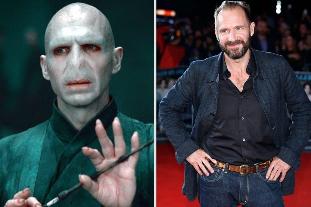 Voldemort — Ralph Fiennes