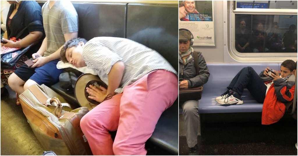 Selfish Passengers