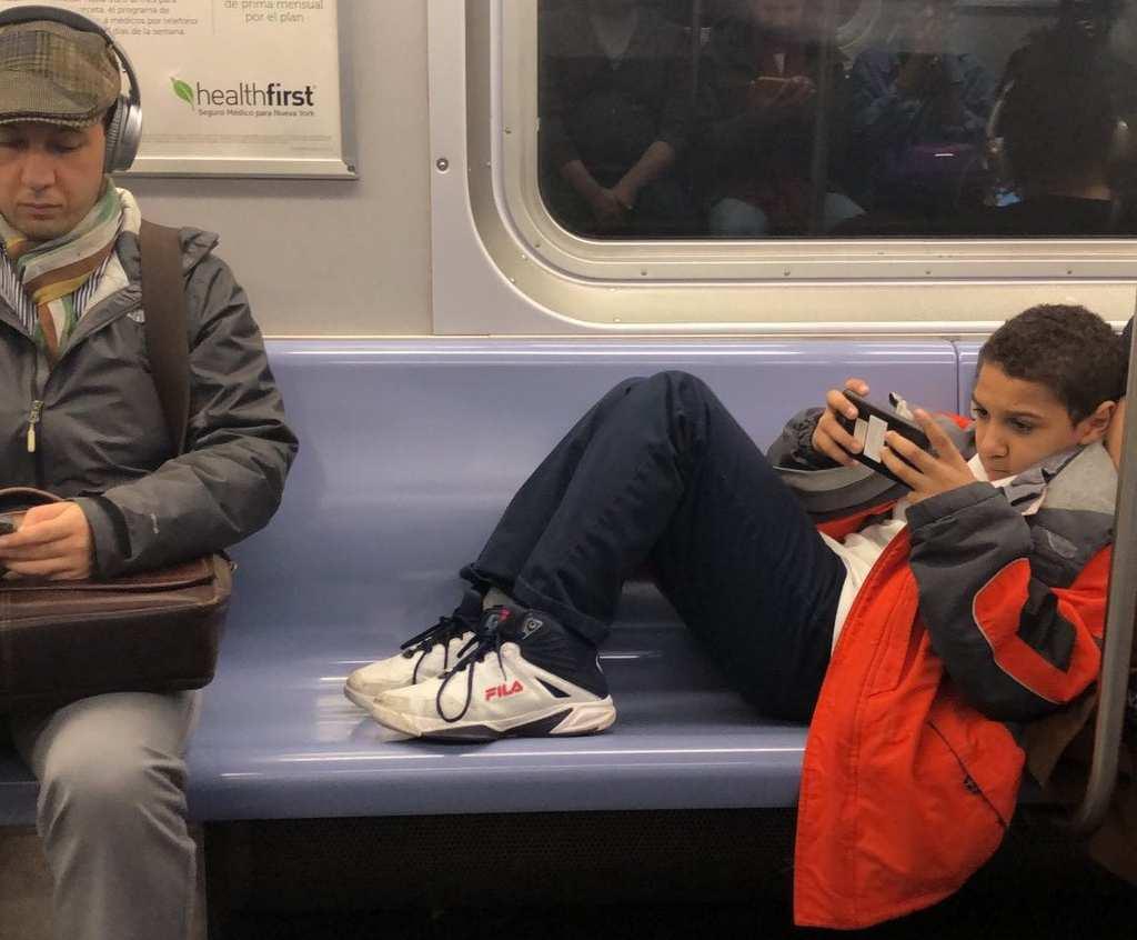 Strange Passenger