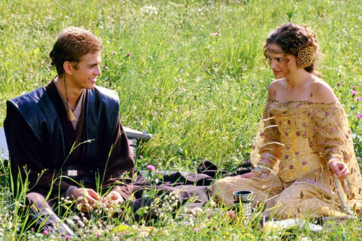 Star Wars Episode II Attack Of The Clones