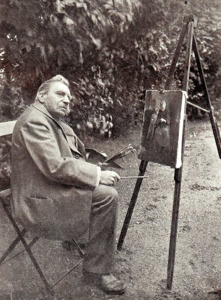 19th Century Painter